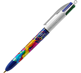 BIC 4 Colours Pen - Full Colour