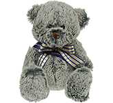 15cm Mulberry Bear With Sash