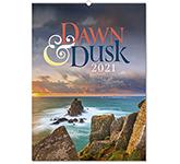Dawn & Dusk Wall Calendar