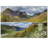 Images Of Scotland Wall Calendar