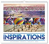 Inspirations Wall Calendar