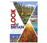 Look At Britain Wall Calendar