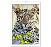 Wildlife Of The World Wall Calendar