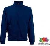 Fruit Of The Loom Premium Full Zip Sweat Jacket