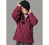 Jerzees Schoolgear Kids Full Zip Fleece