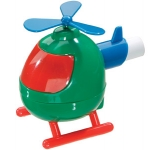 Printed Helicopter Pencil Sharpener
