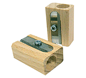 Wooden Pencil Sharpener