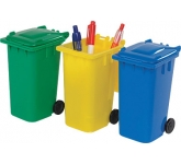 Eco Wheelie Bin Pen Pot