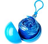Orbit Carabiner PVC Poncho Ball