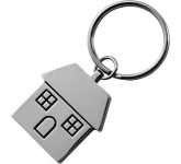 House Shaped Metal Key Holder
