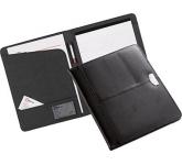 Lichfield Branded Leather Folder