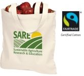 Fairtrade Cotton Tote Bag