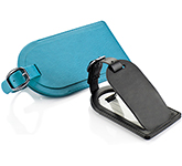 Rochester Large PU Luggage Tag