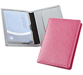 Metro PU Oyster Card Wallet