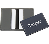 Hampton Eco Leather Travel Card Case