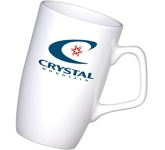 Corporate Mugs - White