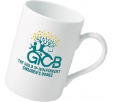 Branded Lyric Bone China Mug