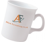 Branded Marlborough Bone China Mug