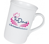 Branded Windsor Bone China Mug