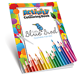 Kids A4 Activity Colouring Book