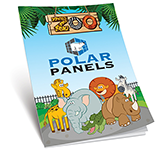 A5 Activity Colouring Book - Zoo