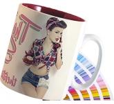 Durham Pantone Matched Inner Photo Mug
