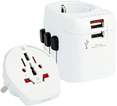 S-Kross World to Europe Travel Adapter