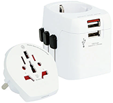 S-Kross Pro Light EU USB Travel Adapter