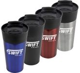 Jersey 500ml Stainless Steel Travel Tumbler
