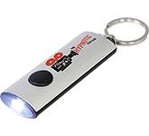 Metallica Branded LED Keyring Torch