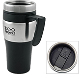 Jet 375ml Stainless Steel Travel Mug