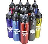 Cayen 800ml Aluminium Water Bottles