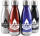 Denver 500ml Metal Sports Drinks Bottle