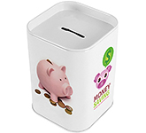Saver Money Box Tin