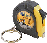 Workmate 1m Keyring Tape Measures