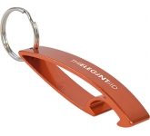 Arc Engraved Keychain Bottle Opener - Individual Names