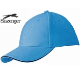 Slazenger Elements 6 Panel Sandwich Cap