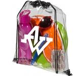 Stadium Clear PVC Drawstring Backpack