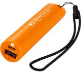 Rainbow Power Bank With LED Torch- 2200mAh