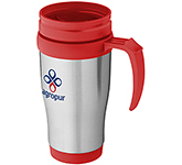 Aston 400ml Stainless Steel Travel Mug