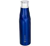 Capri 650ml Corporate Copper Vacuum Insulated Water Bottle
