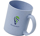 350ml Eco Wheat Straw Mug