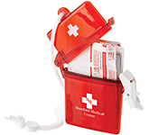Metro Branded First Aid Storage Kit