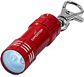 Zeus Promotional LED Keyring Torch