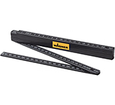 Chicago 2m Foldable Ruler