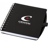 A6 Adler Spiral Bound Notebook
