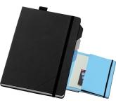 Omega A5 Hard Backed Notebook