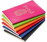 Gallery A5 Soft Cover Notebooks