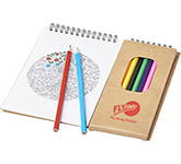Renoir Colouring Art Sets