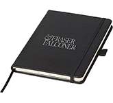 Luxe Capital Bound A5 Imitation Leather Notebook